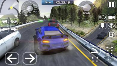 Offroad Car Simulator 3D游戏截图2