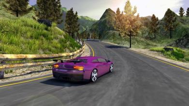 Offroad Car Simulator 3D游戏截图1