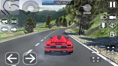 Offroad Car Simulator 3D游戏截图0