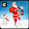 Crazy Santa Gift Cart Simulator加速器