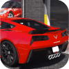 Car Parking Chevrolet Corvette Simulator加速器