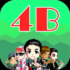 4B - Big Bang Bad Boys game加速器