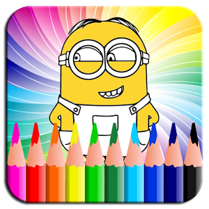 Coloring Book Despicаblе加速器