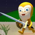 史诗武士刀猴子