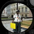 狙击手杀射刺客3D