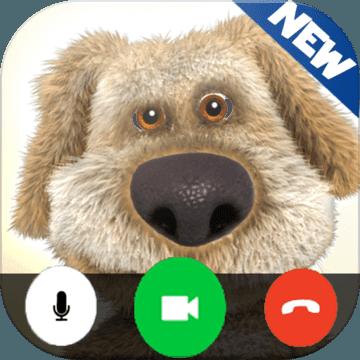 Call simulator for talking ben dog加速器