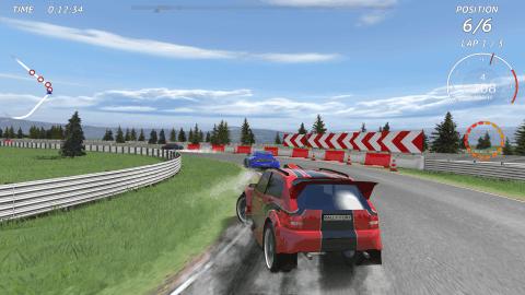 拉力赛车-极限竞速游戏截图4
