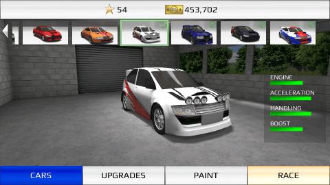 拉力赛车-极限竞速游戏截图2