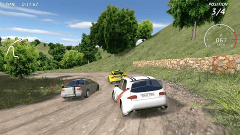 拉力赛车-极限竞速游戏截图1