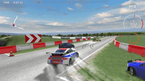 拉力赛车-极限竞速游戏截图0