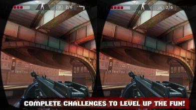 反恐狙击手VR游戏截图0