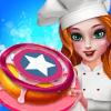 Superhero Sweet Donuts Cooking Shop加速器
