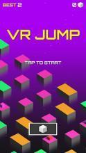VR Jump Challenge (VR Game)截图0