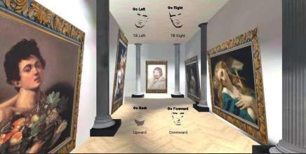 VR MUSEUM游戏截图1