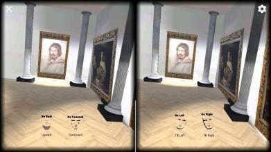 VR MUSEUM游戏截图0