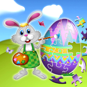 Easter Egg Jigsaw Puzzles * : Family Puzzles free加速器