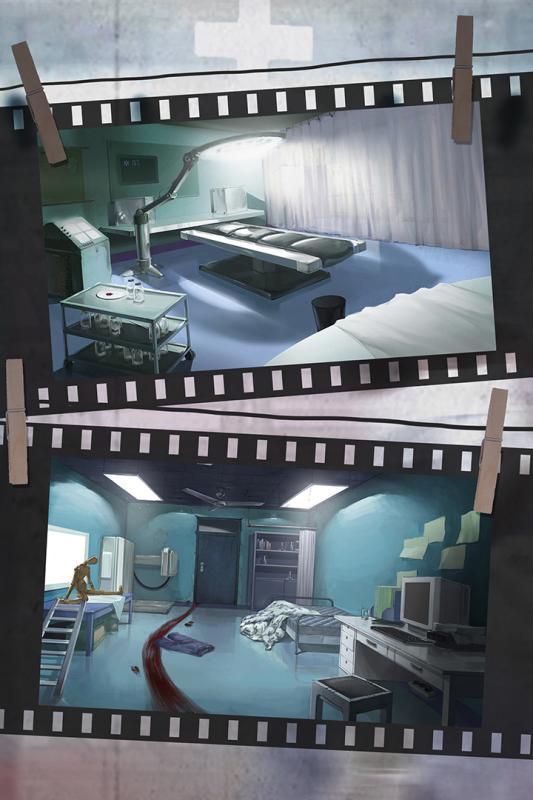 密室逃脱9无人医院第四