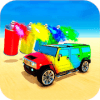 Superhero Offroad Jeep Race: Extreme Driving加速器