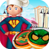 Superhero Donut Desserts Shop: Sweet Bakery Game加速器