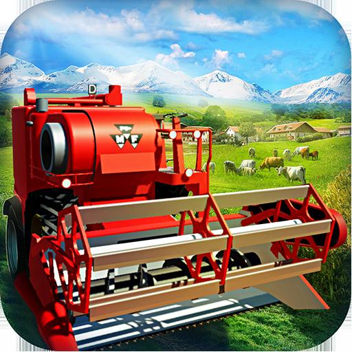 农业拖拉机模拟器加速器
