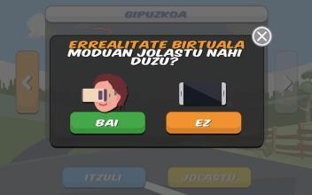 Goitiberak VR游戏截图4