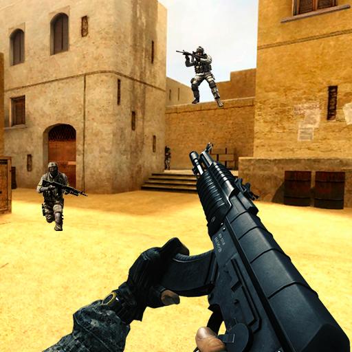 FPS Modern Commando Critical Strike 2019加速器