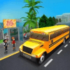 School Bus Driving 2017加速器