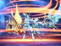 《奥拉星》全新CG 「日月战武神」