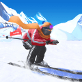 我滑雪特牛