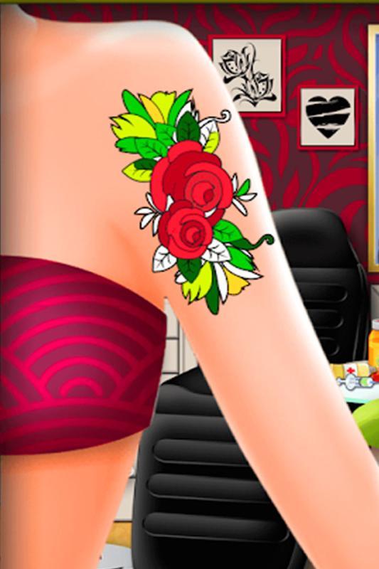我的纹身女孩