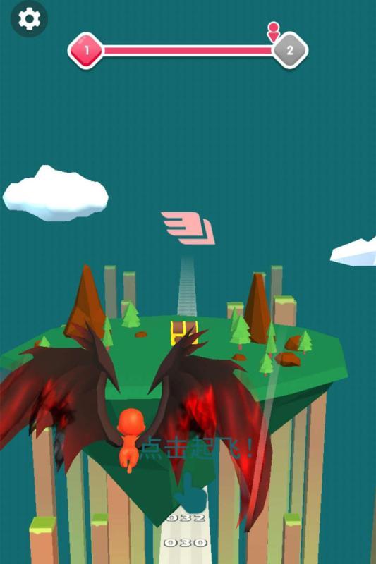 飞跃彩虹岛