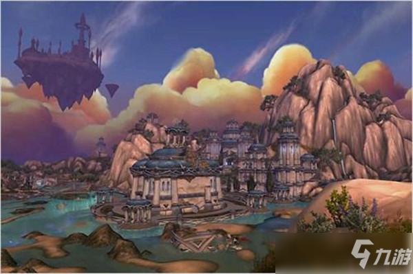 《魔兽世界》通灵大秘境如何走比较快 通灵大秘境路线怎么走