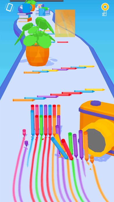 铅笔跑酷3D截图2