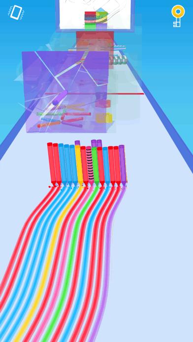 铅笔跑酷3D截图1