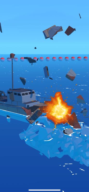 SubmarineFight3D截图0