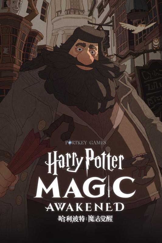 哈利波特魔法世界图片
