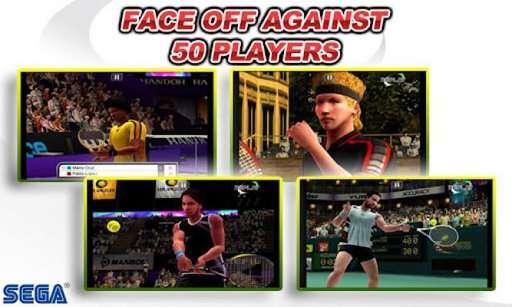 VR网球挑战赛中文版下载 第1张