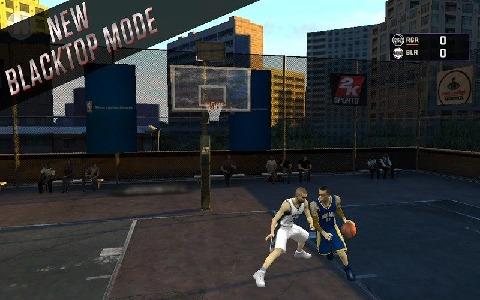 NBA2K16游戏截图5