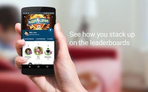 Google Play 游戏游戏截图2