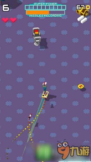 像素挑战 极限追击 《滑板大作战》评测