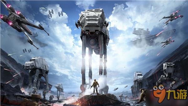EA:《战地5》短期无望 《星球大战:前线2》可期待