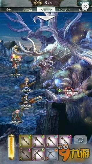 日系幻想RPG新作《MITRA SPHERE》即将发布