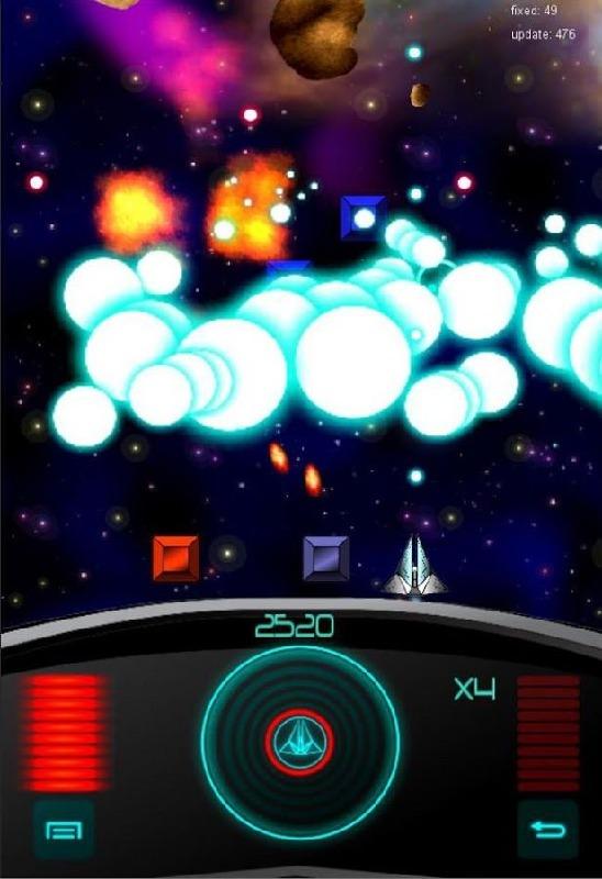 mission epsilon space shooter