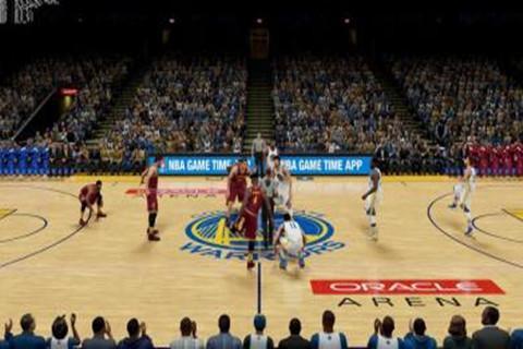 NBA2K16游戏截图0