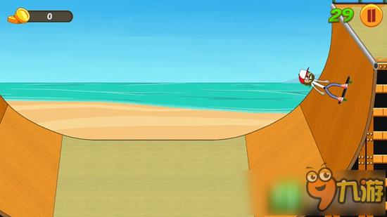 多类型游戏极限挑战 《火柴冲浪者》评测