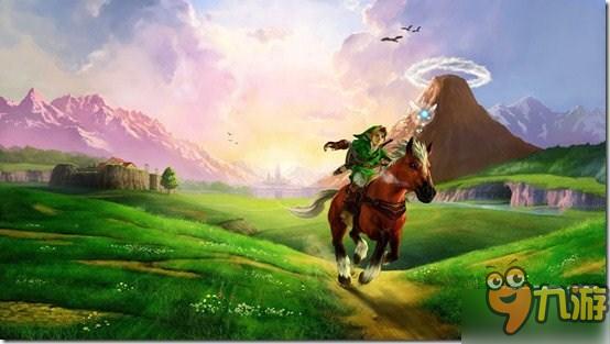 《塞尔达传说:荒野之息》最新情报:林克坐骑Epona仍在