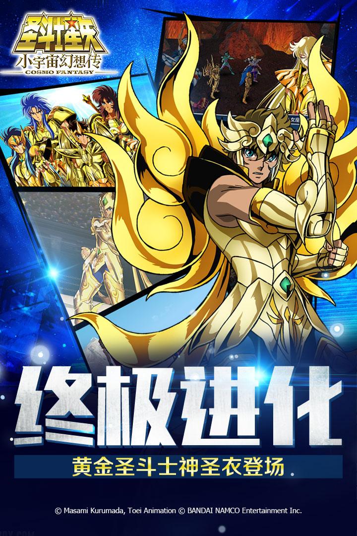 圣斗士星矢小宇宙幻想传图片2