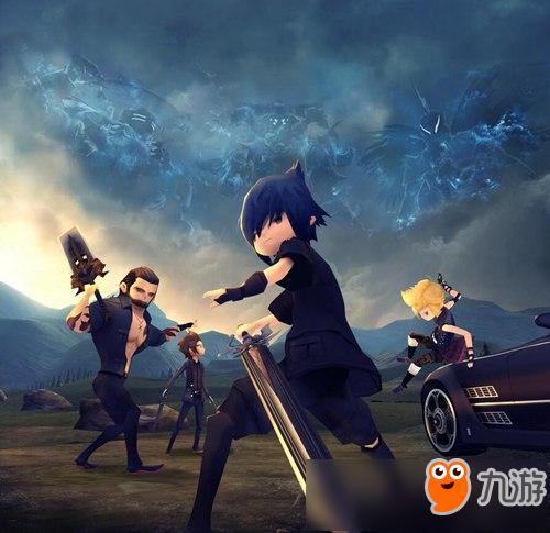 《最终幻想15:口袋版》开启安卓预约 Q版角色萌翻众人