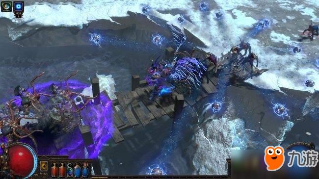 """《流放之路》新DLC""""阿特拉斯之战""""上线 追加强力挑战"""