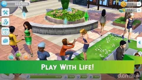 模拟人生移动版游戏截图5